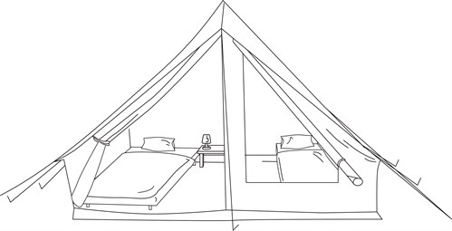 Glamping Tent (1)